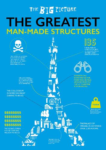 The Greatest Man-Made Structures - The Big Picture (Hardback)
