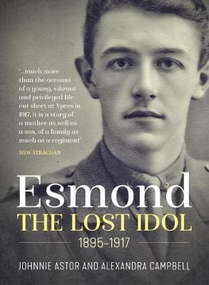 Cover Esmond. the Lost Idol. 1895-1917