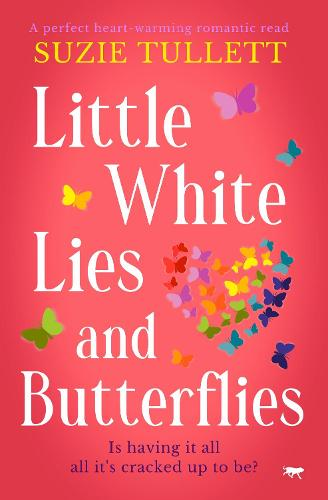 Little White Lies and Butterflies (Paperback)