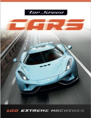 Cars - Top Speed (Paperback)