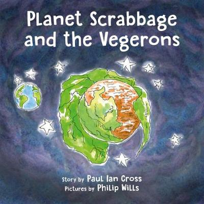 Planet Scrabbage and the Vegerons (Paperback)