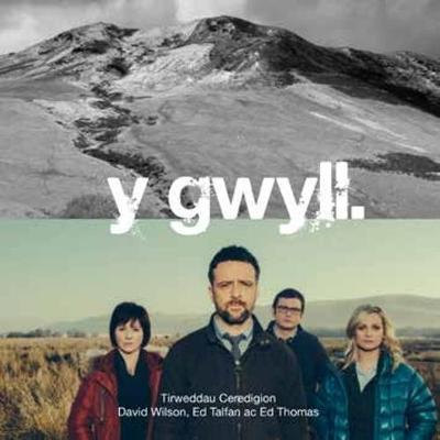 Y Gwyll: Tirweddau Ceredigion (Hardback)