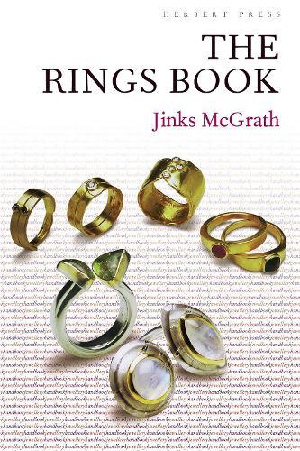 The Rings Book - Jewellery Handbooks (Paperback)