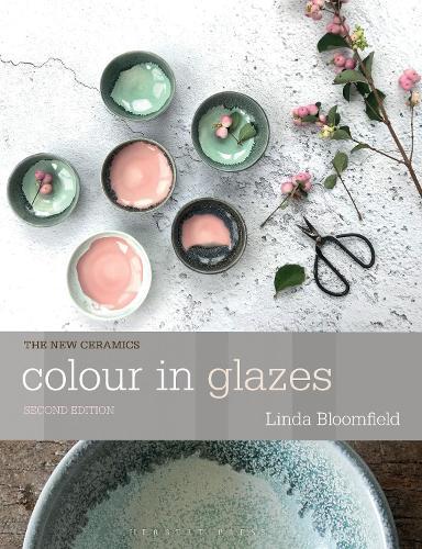 Colour in Glazes - New Ceramics (Paperback)