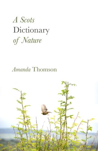 A Scots Dictionary of Nature (Hardback)