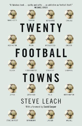 Twenty Football Towns (Paperback)