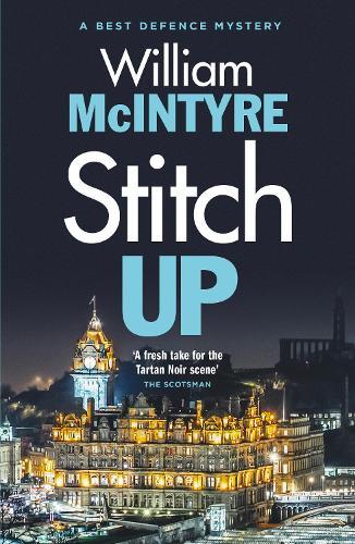 Stitch Up - A Robbie Munro Thriller (Paperback)