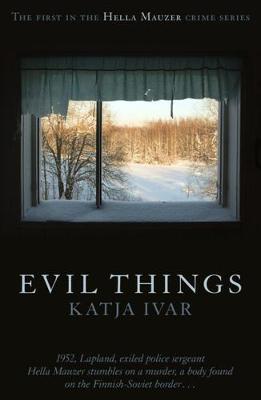 Evil Things (Paperback)