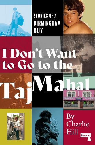 I Don't Want to Go to the Taj Mahal: Stories of a Birmingham Boy (Paperback)