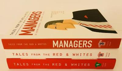 Tales from the Red & Whites - Series Set (Volume 1-3) (Paperback)