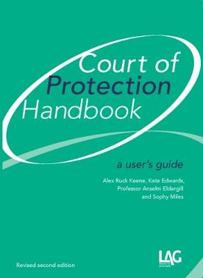 Court of Protection Handbook: A user's guide (Paperback)