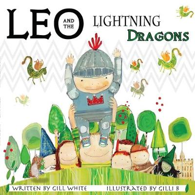 Leo and the Lightning Dragons (Paperback)