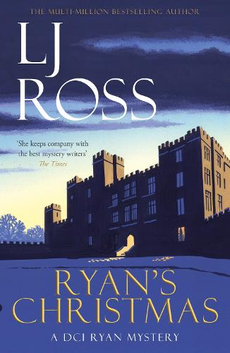 Ryan's Christmas: A DCI Ryan Mystery - The DCI Ryan Mysteries (Paperback)