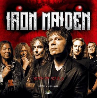 Iron Maiden Book of Souls (Hardback)