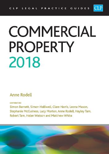 Commercial Property 2018 (Paperback)
