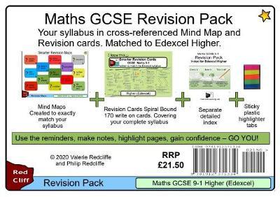 Maths GCSE Revision Pack: Higher Edexcel