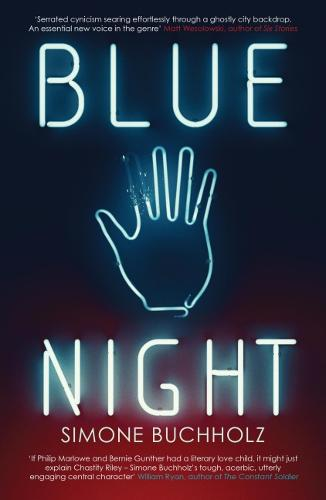 Blue Night - Chastity Riley 1 (Paperback)