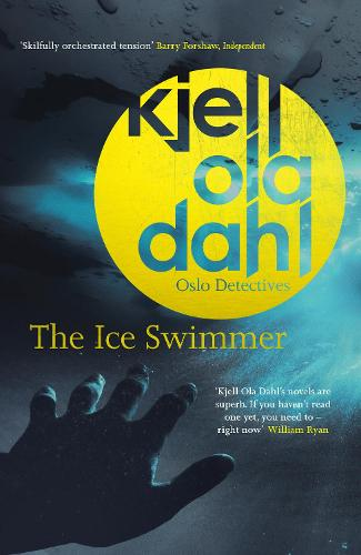 The Ice Swimmer (Paperback)