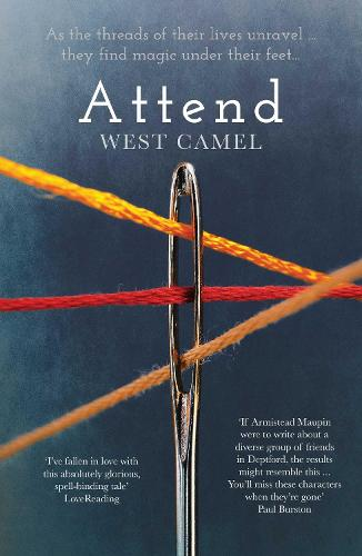 Attend (Paperback)