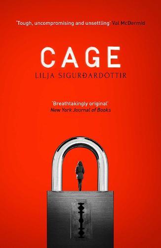 Cage - Reykjavik Noir 3 (Paperback)