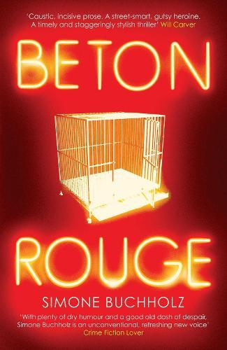 Beton Rouge (Paperback)
