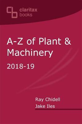 A-Z of Plant & Machinery: 2018-19 (Paperback)