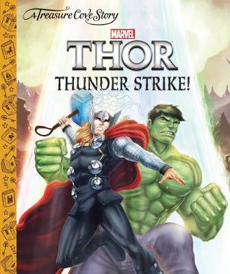A Treasure Cove Story - Thor - Thunder Strike (Hardback)