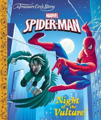 A Treasure Cove Story - Spiderman - Night of the Vulture (Hardback)