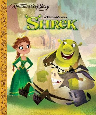 A Treasure Cove Story - Shrek (Paperback)