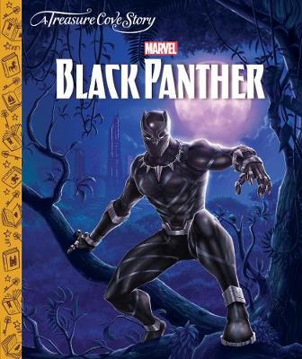 A Treasure Cove Story - Black Panther (Hardback)