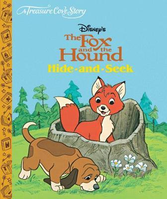 A Treasure Cove Story - The Fox & The Hound (Hardback)
