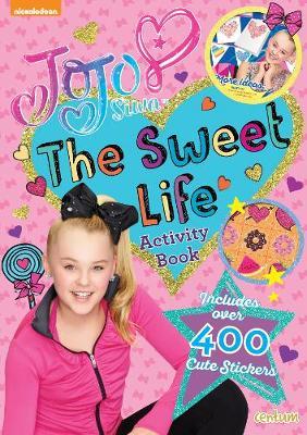 JoJo The Sweet Life Activity Book (Paperback)