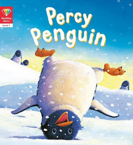 Reading Gems: Percy Penguin (Level 1) - Reading Gems (Paperback)