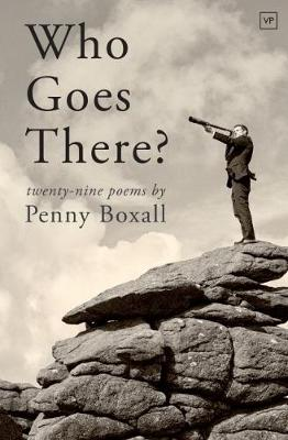 Who Goes There? (Paperback)