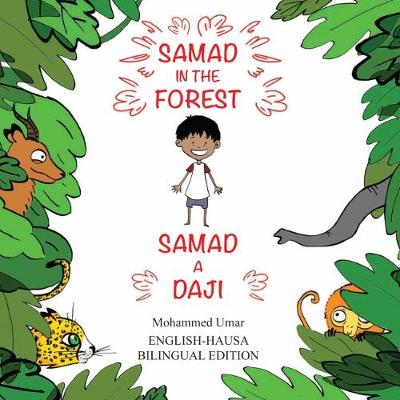 Samad in the Forest (Bilingual English-Hausa Edition) (Paperback)