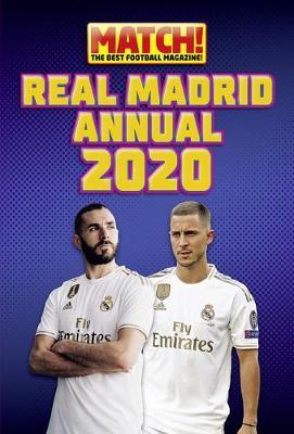 Match! Real Madrid Annual 2021 (Hardback)