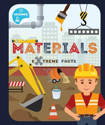 Materials - Extreme Facts (Hardback)