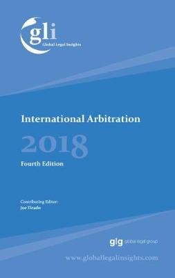 Global Legal Insights - International Arbitration (Hardback)