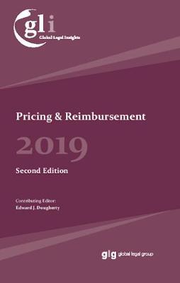 Global Legal Insights - Pricing & Reimbursement (Hardback)