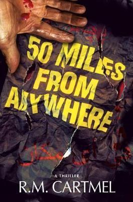 50 Miles from Anywhere - North Sea Noir 1 (Paperback)