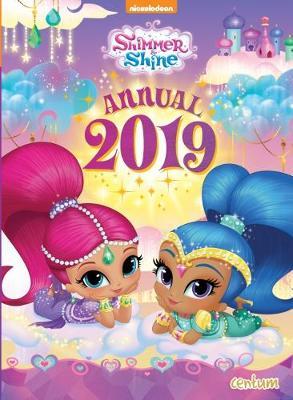 Shimmer & Shine Annual 2019 (Hardback)