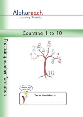Number Formation One to Ten (Paperback)