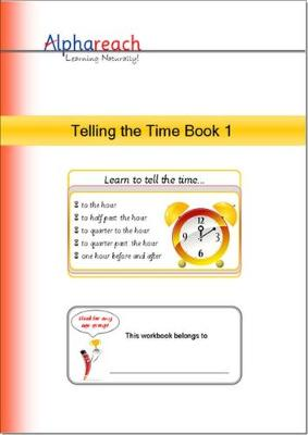 Telling the Time Book 1 (Paperback)