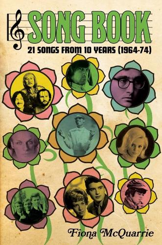 Song Book: 21 Songs From 10 Years (1964-74) (Paperback)