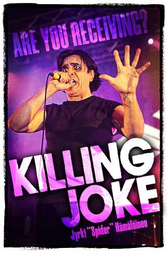 Killing Joke: Are You Receiving? (Paperback)