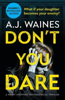 Don't You Dare (Paperback)