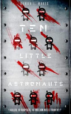 Ten Little Astronauts (Paperback)