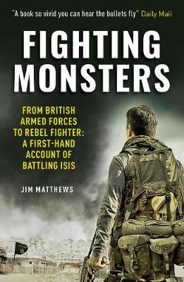 Fighting Monsters (Paperback)