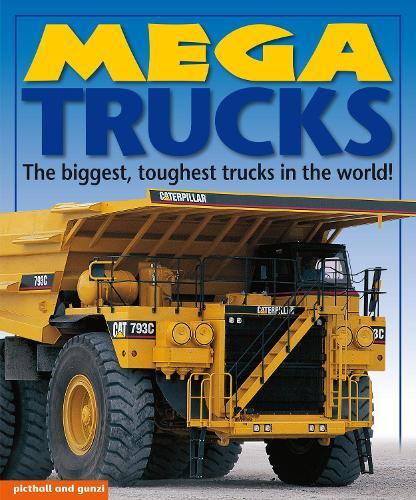 Mega Trucks - Mega Books (Paperback)