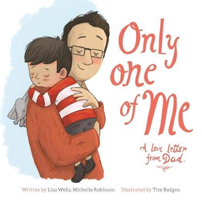 Only One of Me - Dad (Hardback)